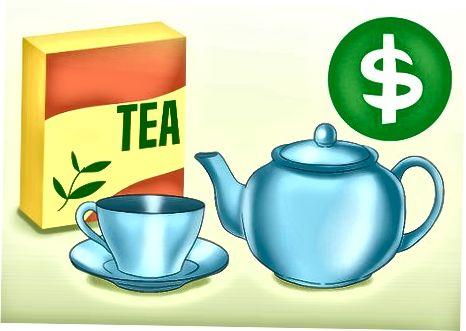 Planifikimi i çajit
