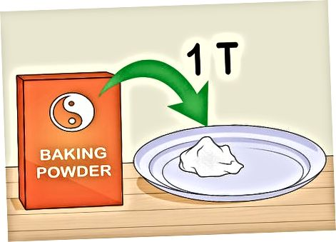 Preskušanje pecilnega praška
