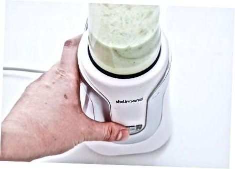 מכין גזפצ'ו ירוק