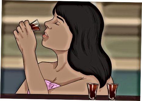 Metaxa alleine trinken