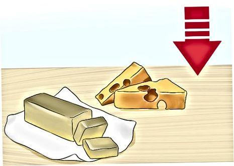 Избегавање метода и састојака кувања са високом калоријом