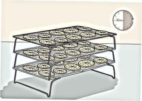 Trocknen im Ofen