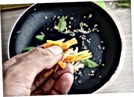Padaryti daržovių Paniyaram