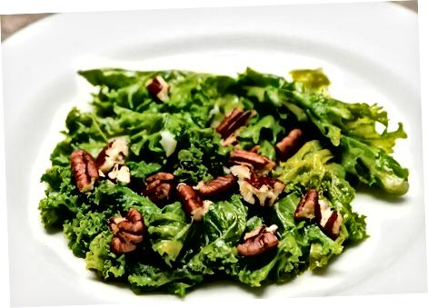 Sauteeing Kale