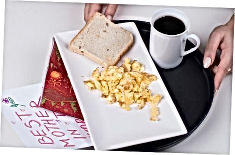 Кување доручка