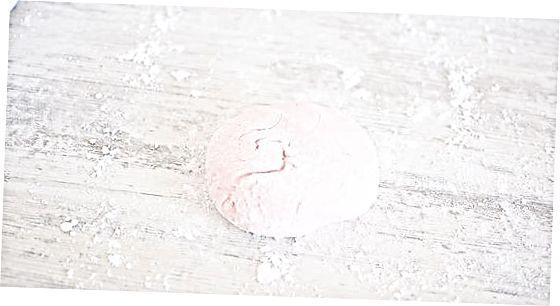 Fondant Marshmallow