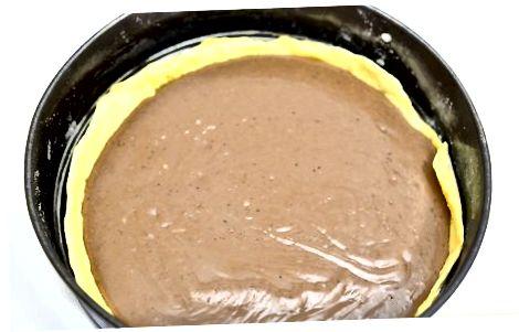 Basis chocoladetaart maken