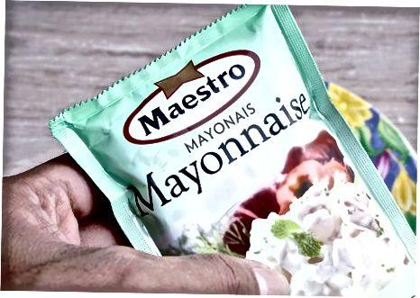 Tandir va mayo yoyilishini tayyorlash