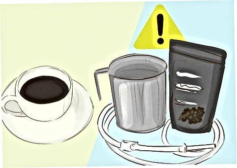 Odločanje, ali narediti kavno kreme