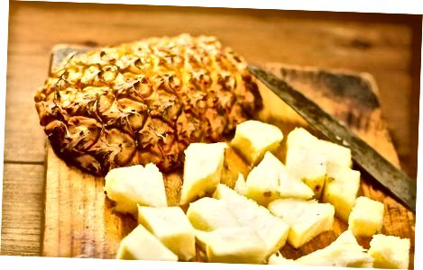 Ngrirje e ananasit