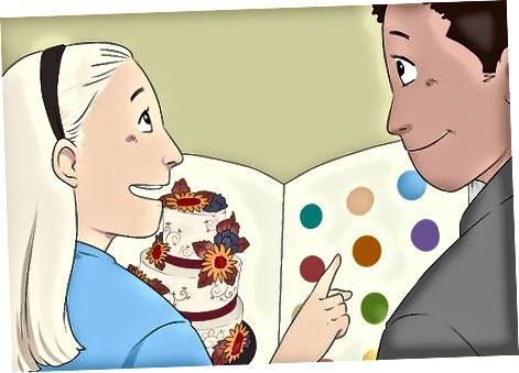 Відповідність вашої весільної кольорової схеми та декору
