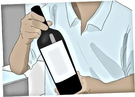 Hellið vínunum
