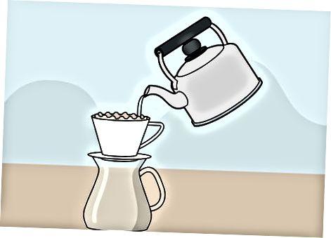 एक कप मध्ये मद्यपान