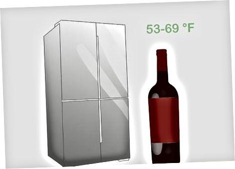 Kæla vínin
