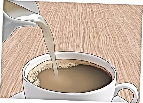 Elaboració de cafè amb Nespresso