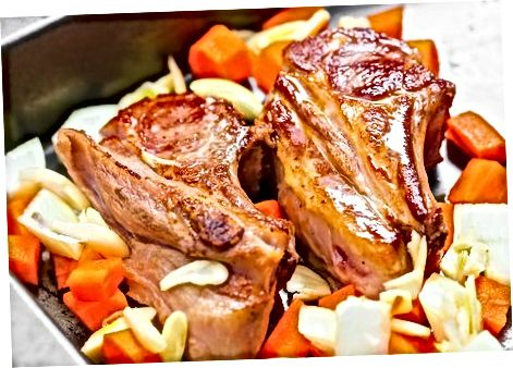 Lamb Shawarma- ს დამზადება