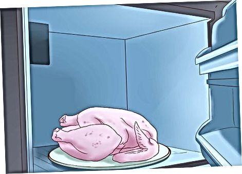 Kana ettevalmistamine toiduvalmistamiseks