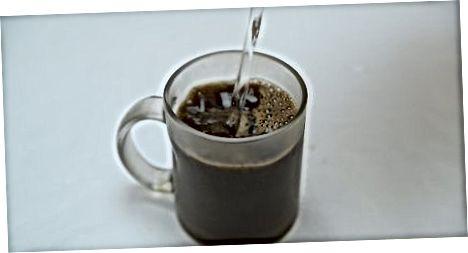 Hinzufügen von Baileys zu Ihrem irischen Kaffee