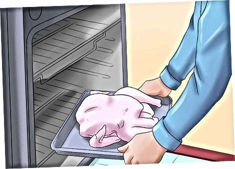Підготовка курки до готування