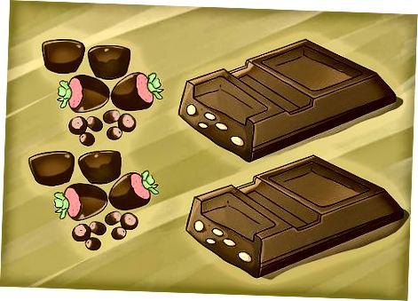 Pasirink savo šokoladą