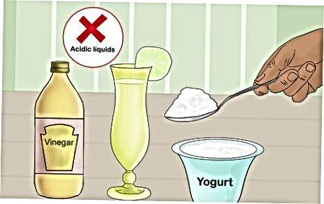 Boshqa ingredientlarni sozlash