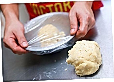 制作基本烤饼