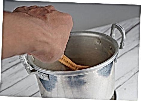 Aquecendo a sopa