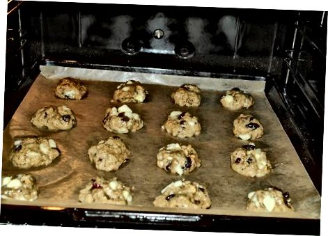 Cookie fayllarini pishirish