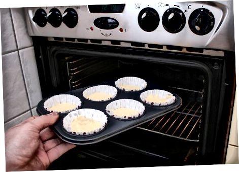 Kuhanje muffinov