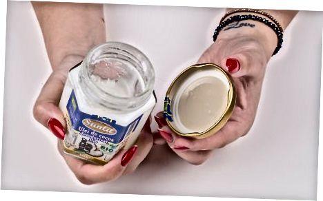 Usando sabores artificiais de manteiga