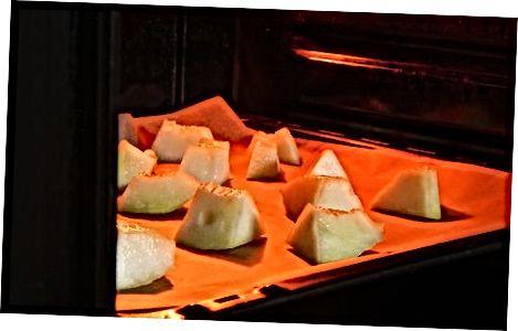 Cantaloupe'i röstimine