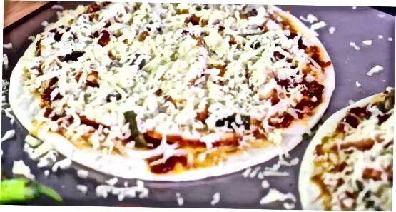 """Fazendo """"pizza"""" super fácil"""