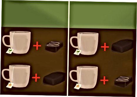 Airiftëzimi i çokollatës me pije