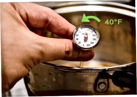 Përgatitja e supës për ngrirje