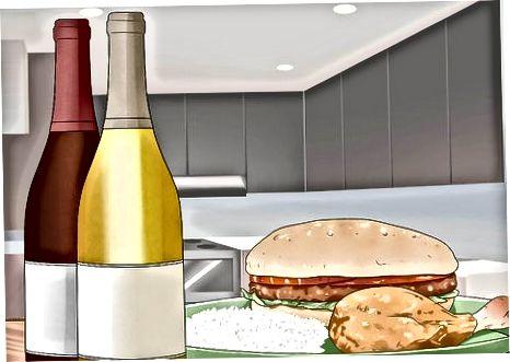 Veinide ostmine pidude ja õhtusöökide jaoks