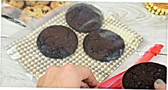 Cookie fayllarini sovg'a sifatida qadoqlash