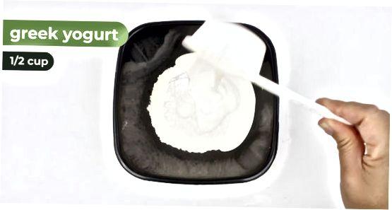 Jogurto ar pasukų vartojimas recepte