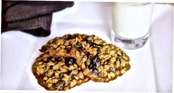 Pečenie cookies