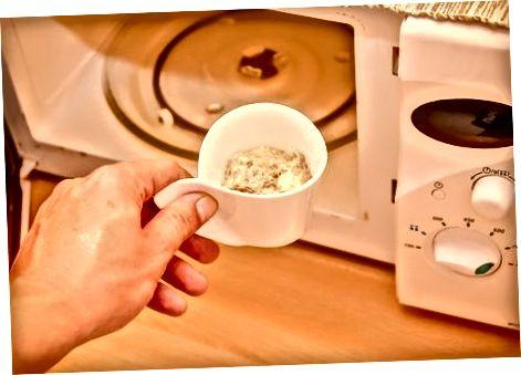 Forbereder Mascarpone Orange Chocolate Mug Cake