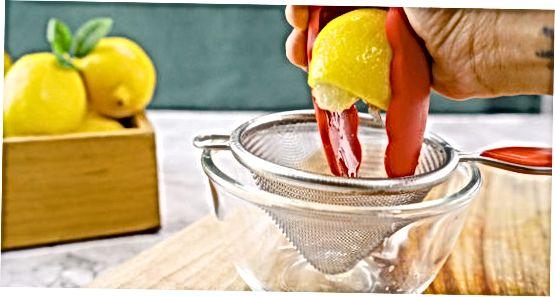 Limon sharbatini iste'mol qilish usullari