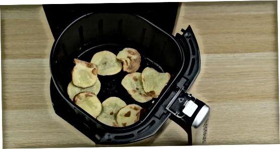 Köögiviljakrõpsude valmistamine