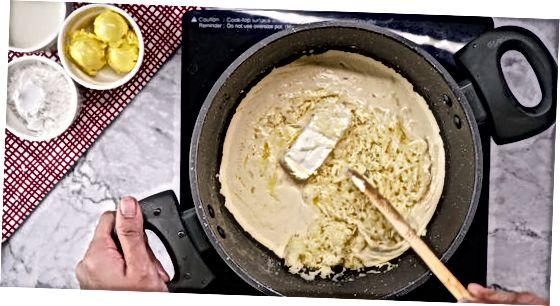 Saus Pasta Alfredo