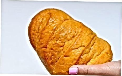 Освежавање хлеба или багуетте