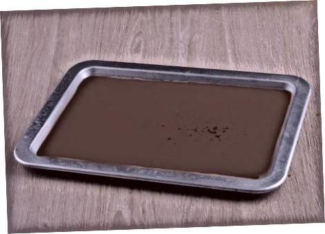 Izdelava tradicionalne mešanice v mikrovalovni peči