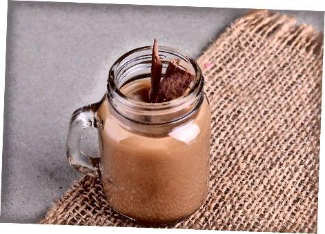 Serverar din iscappuccino