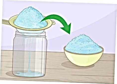Een keukenmachine of blender gebruiken