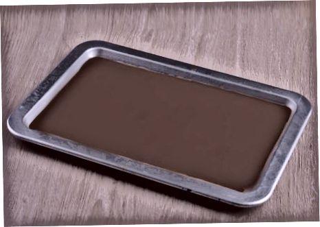 Izdelava čokoladne mešanice