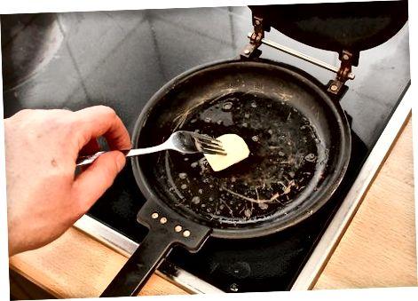 Pancakes pishirish