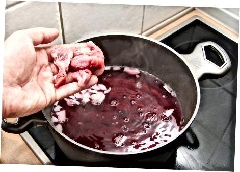 Borschtni aniq qilish