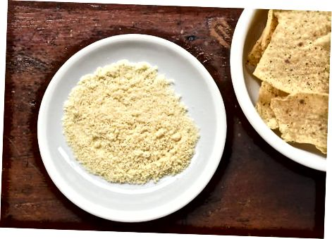 建立更健康的玉米片